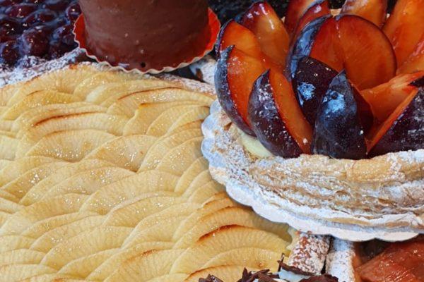 pâtisserie boulangère